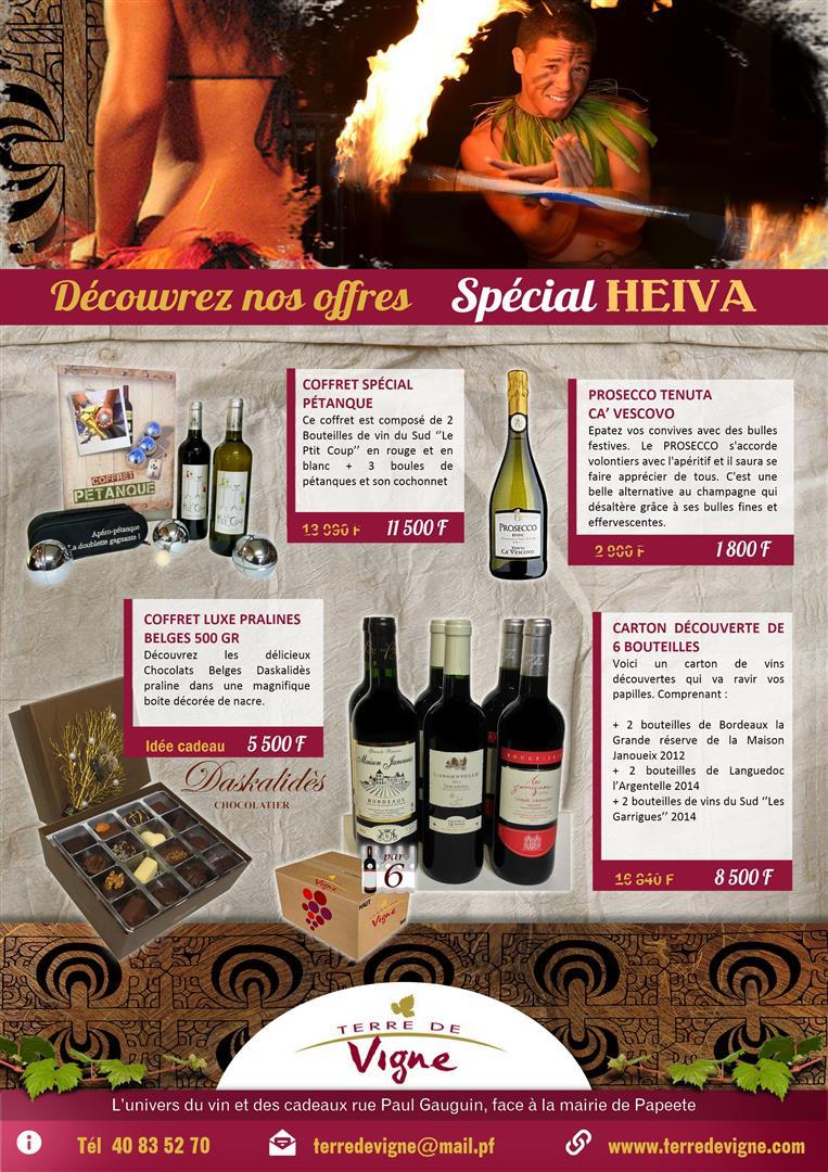 special Heiva 2016